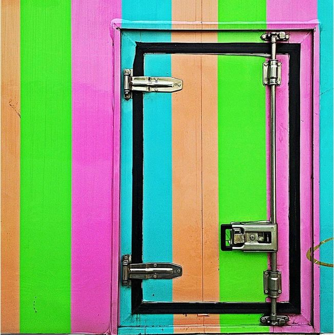Door Colours Simplicity Minimalobsession