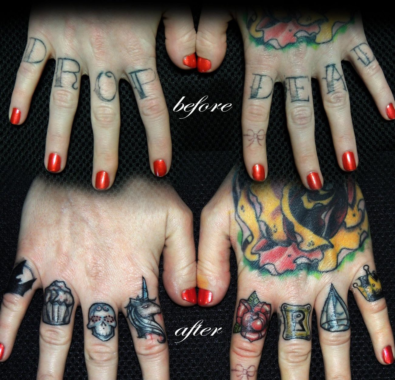 JacksonvilleFL Fullcustomtattoo Check This Out Tattoo