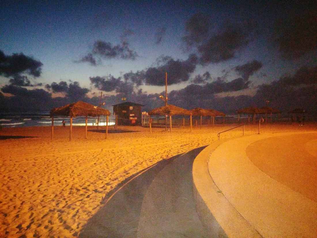 Beach Night Nightphotography Sky Night Photography Night View Sea And Sky Sea In The Evening Sea Sea_collection Israel Shadow Sky And Clouds Sky_collection
