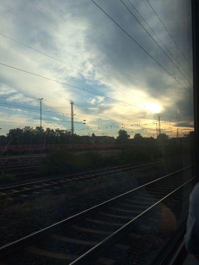 Morning sunshine Germany