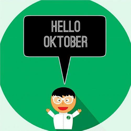 Selamat pagi ? Harapan temen2 MhsJogja di bulan oktober apa nih? Oktoberwish
