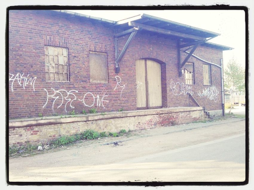 BOB Brick Old Building