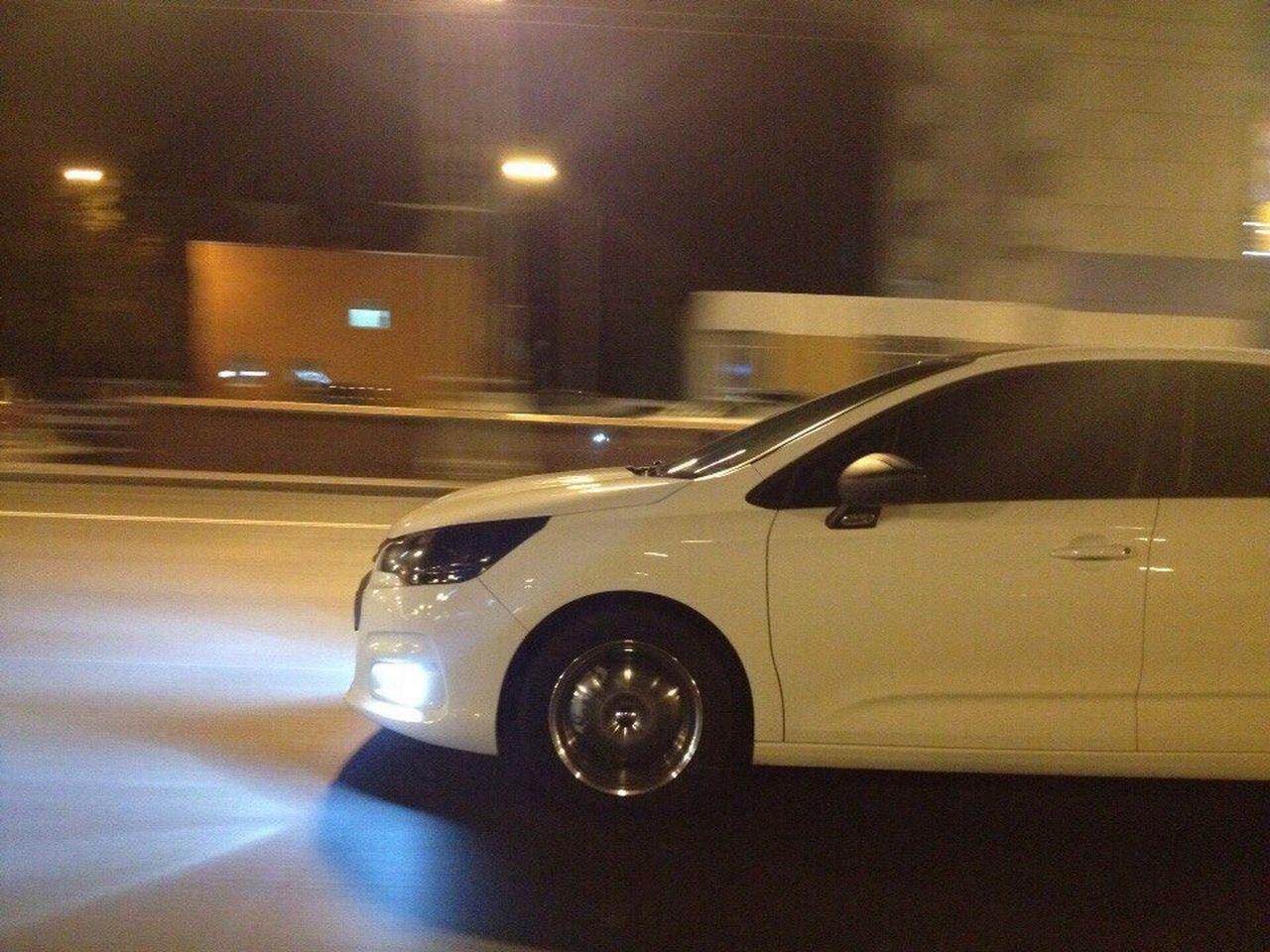 car, night, transportation, illuminated, land vehicle, mode of transport, no people, outdoors