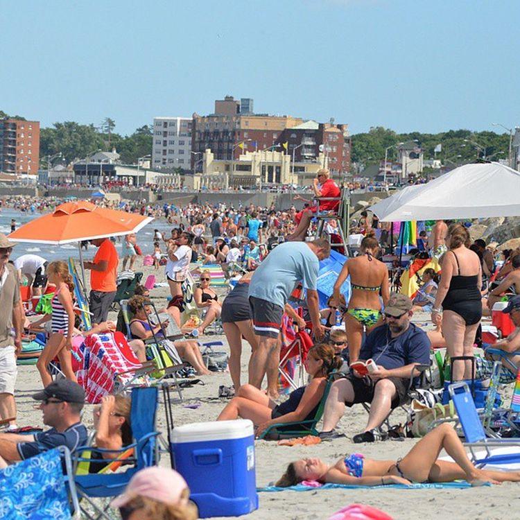 Nantasket Beach in Hull Massachusetts. Massachusetts HullMassachusetts Ocean Beach NantasketBeach Beautiful