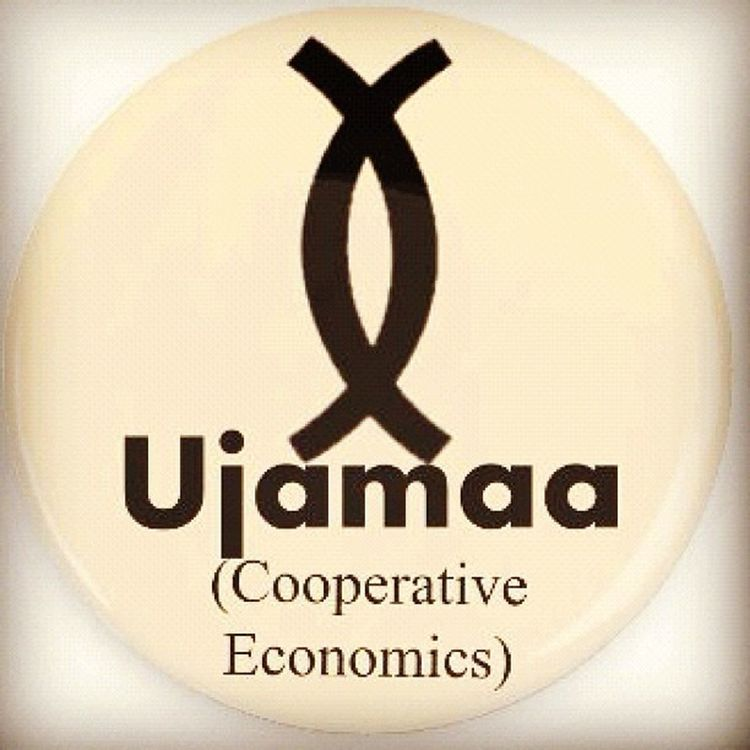 """The 4th Principle of Kwanzaa is Ujamaa, meaning Cooperative Economics. """"To maintain our our own stores, shops and other businesses and to profit from them together."""" Ujamaa CooperativeEconomics HappyKwanzaa CelebrateKwanzaa"""