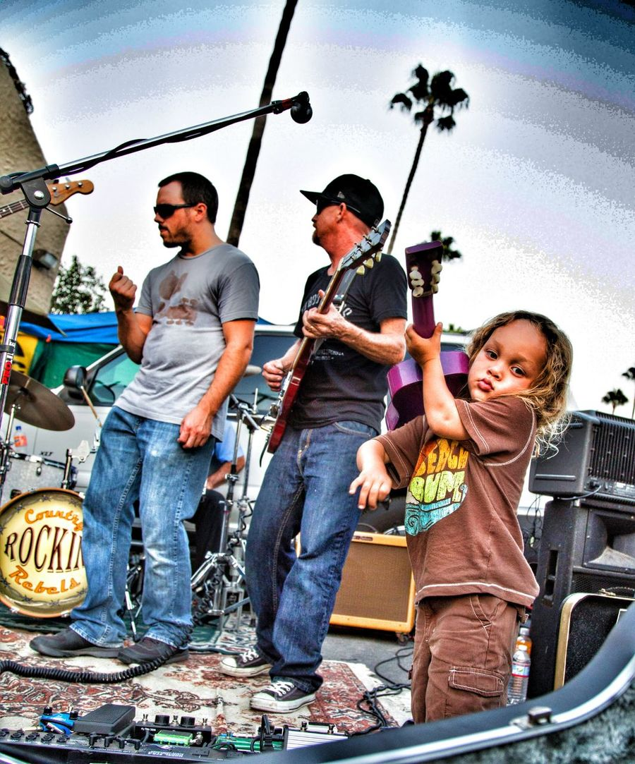 Music Brings Us Together the younger playing with the big time players Rock Music Misic To Rock By Band Photography Photography About Town San Diego CA Young Player Music Is King