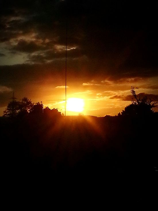 Photography Getting Inspired Evening Papenburg Landscape Sun Check This Out Beautiful Nature Naturelovers Justsnapped