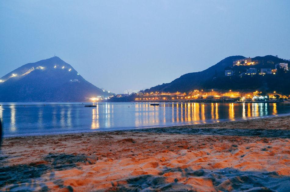 Beautiful stock photos of china, Beach, Beauty In Nature, City, Dusk