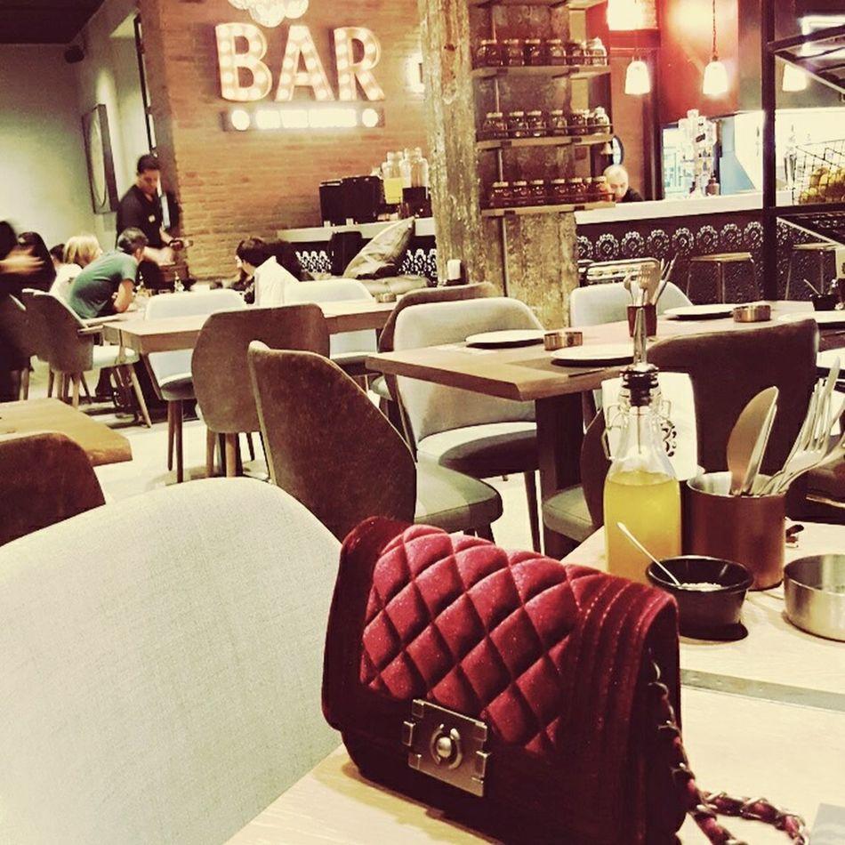 Lieblingsteil Arts Culture And Entertainment City Luxury Restaurant Decoration Mychanel♥ Bag Deepvelvet