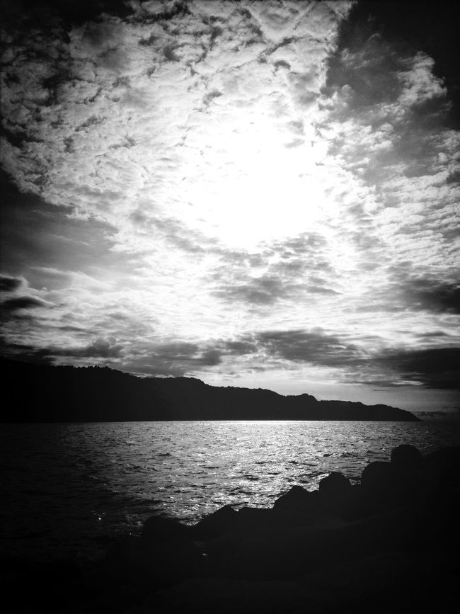 nuvole Blackandwhite IPhoneography