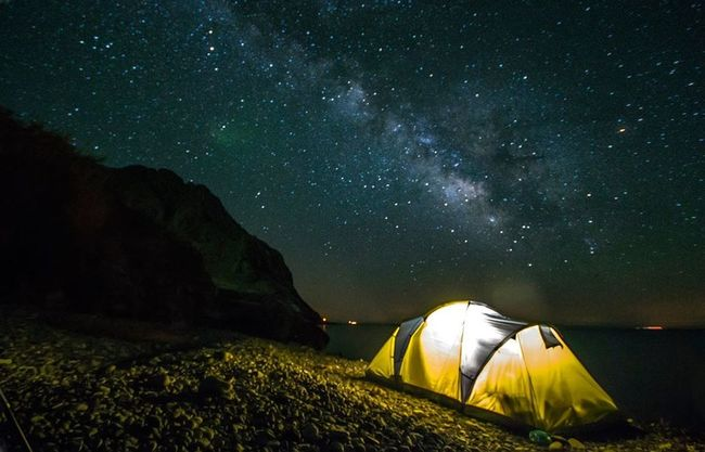 Star Camping Landscape_Collection EyeEm Best Shots