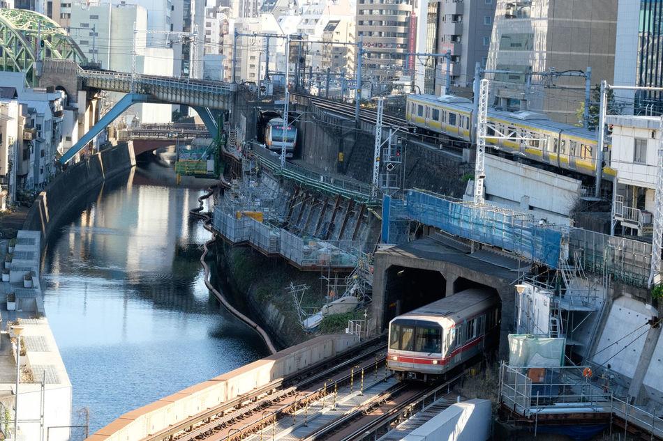 Beautiful stock photos of bahn, Bridge, Building Exterior, Built Structure, Canal