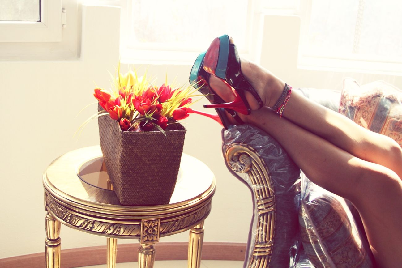 Flowers HighHeels
