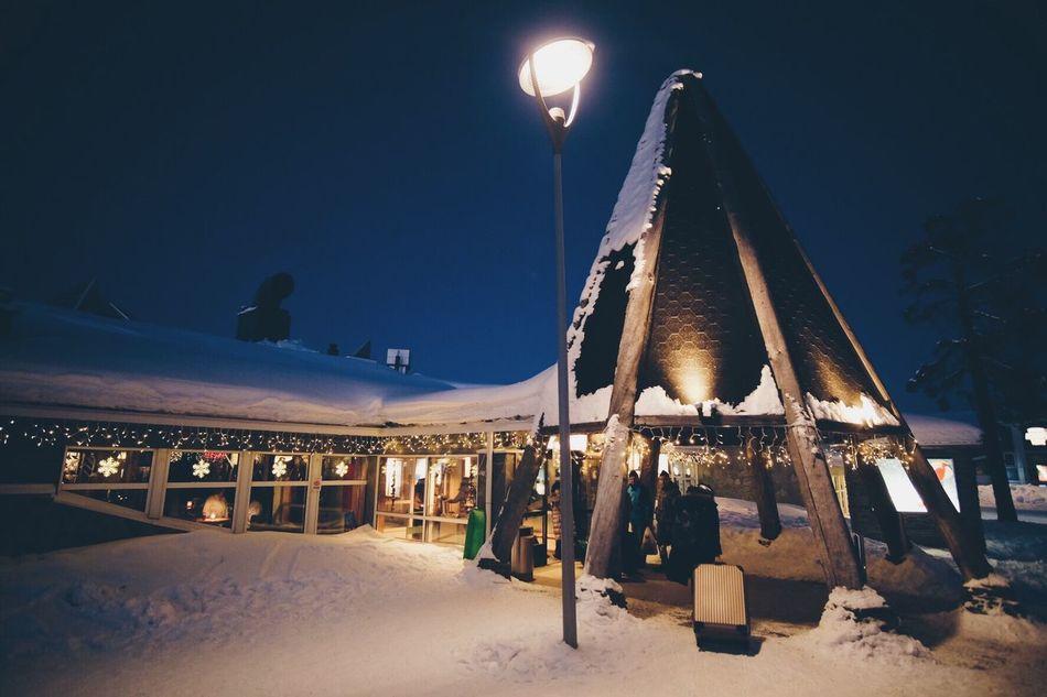 Saariselkå Finland Snow Holiday Club Hotel