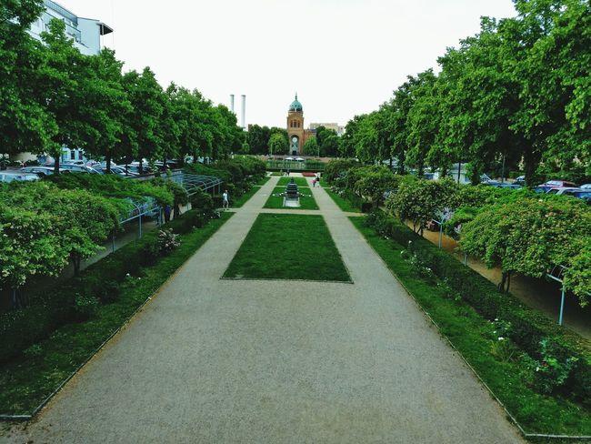 Berlin Summer Nice View