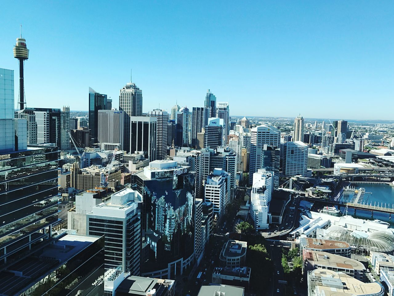 View From Above Office For Today Cityscapes Seeaustralia