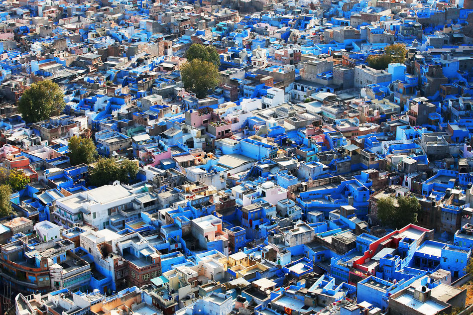 Beautiful stock photos of indien,  Abundance,  Backgrounds,  Blue - Color,  Building Exterior