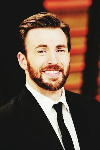 wonderful man Chrisevans ♥