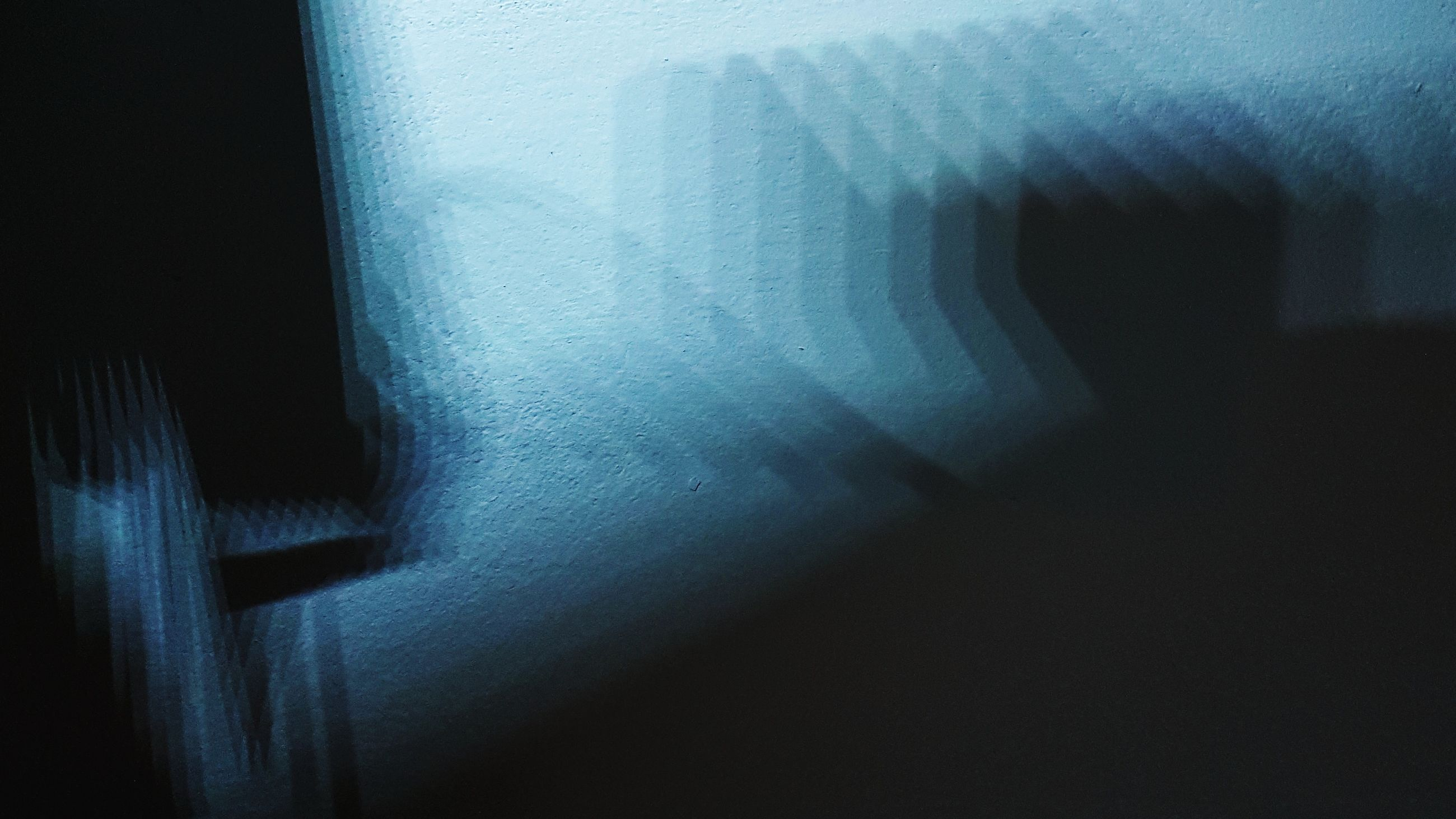 close-up, indoors, blue, no people, drapes, curtain, window, backgrounds, day