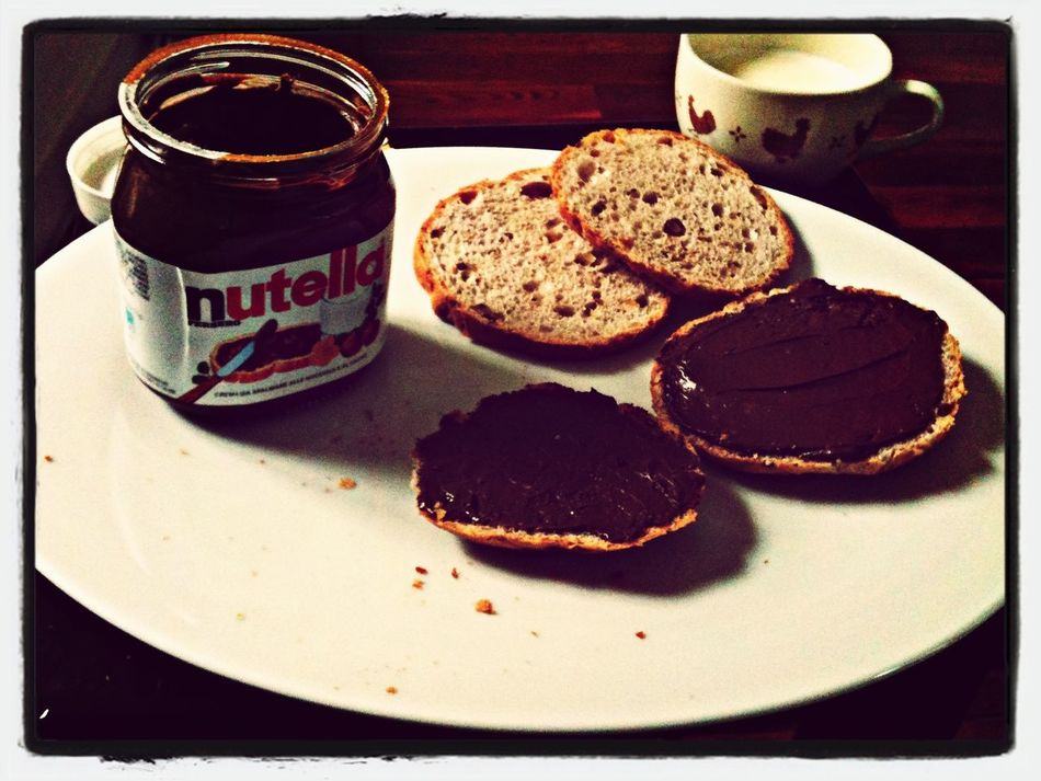 Good Morning Nutella Time