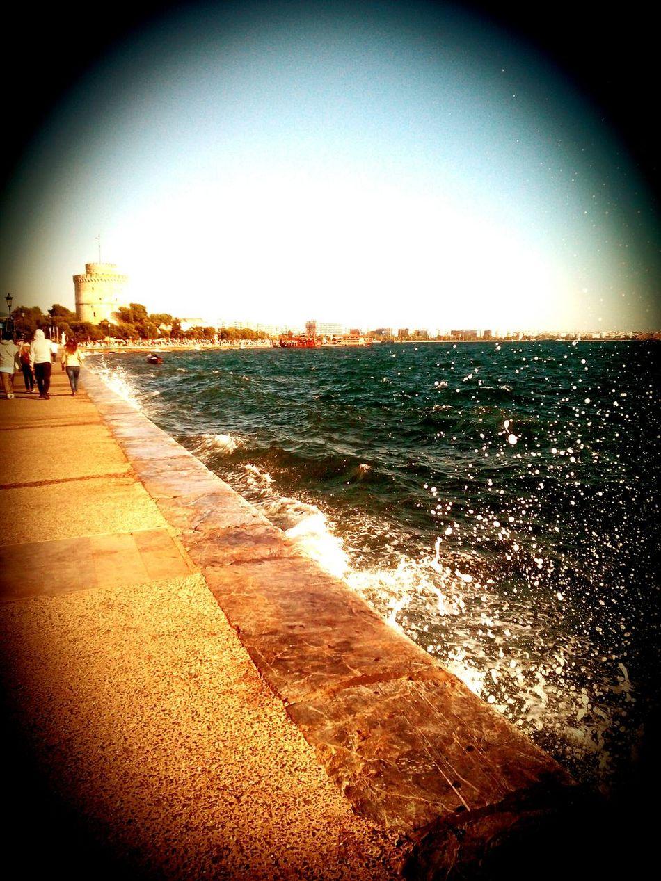 Thessaloniki the White tower!