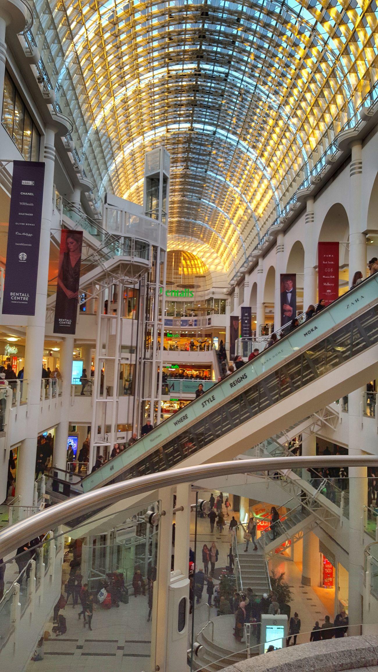 Kingston Upon Thames Shopingcenter London