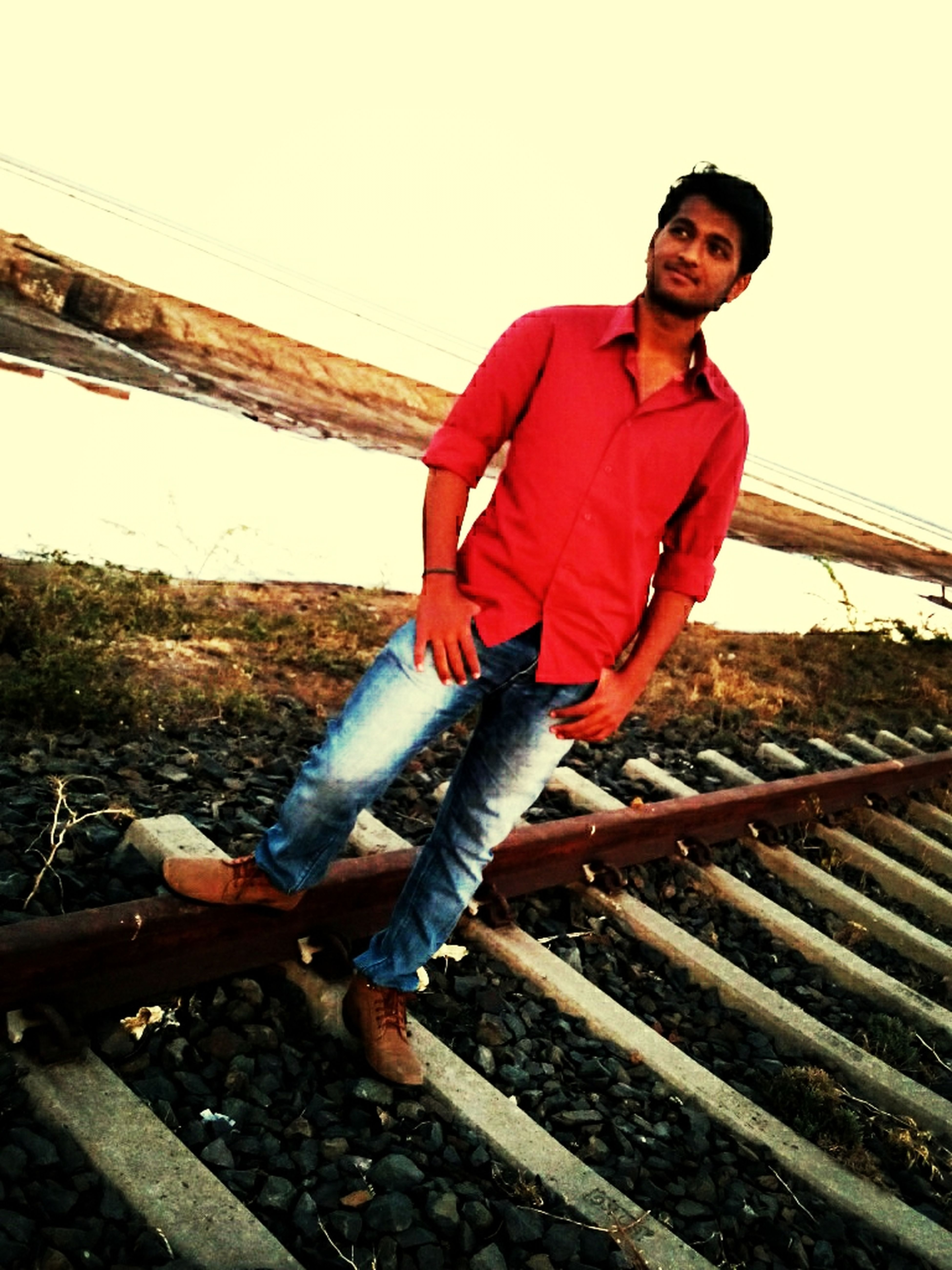 Kuwar Hariomsinhji Gohil First Eyeem Photo