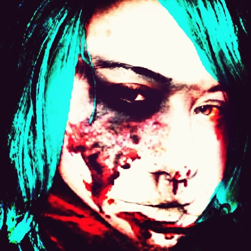 Horror Dark Warriors BloodLust Bloodart