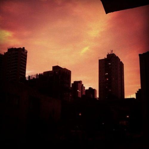 Withfilter :) fiquei xonas por esse céu, sem mais.