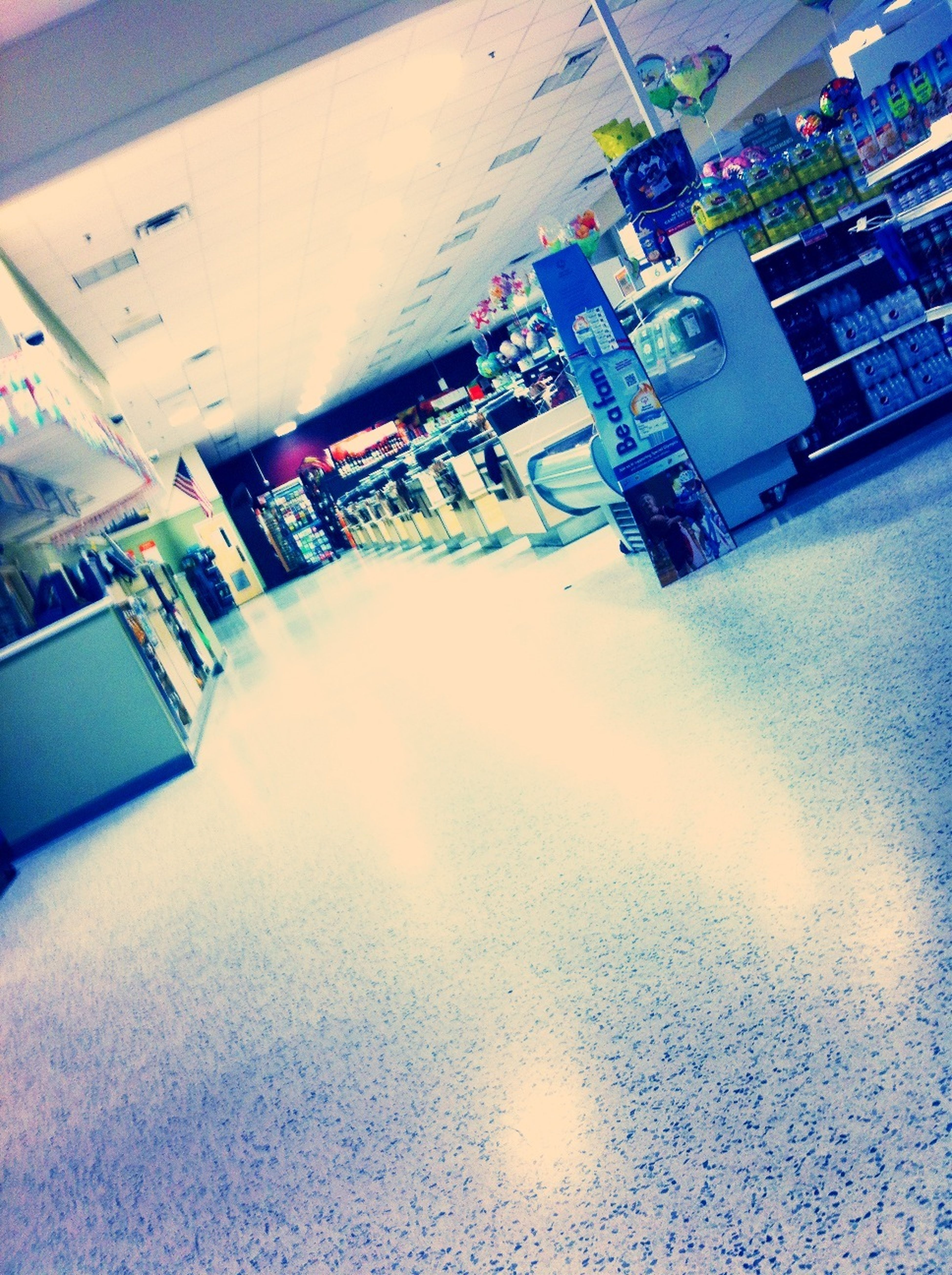 My View Of Closing #Publix #Work