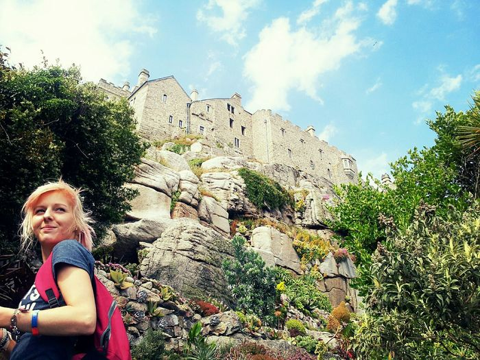 The Portraitist 2015 - St Michaels Mount Castle Island Cornwall Uk Portrait Travelling Beautiful Fairytale Castle Sky Countryside Clouds And Sky Blue Sky The KIOMI Collection The Great Outdoors With Adobe Landscape The Photojournalist - 2016 EyeEm Awards