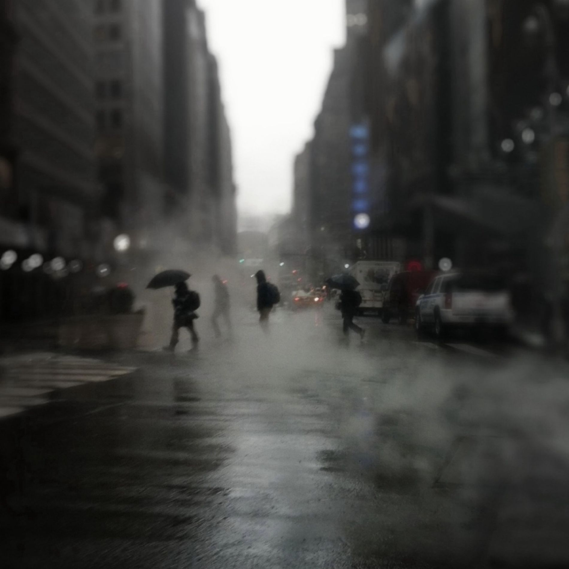Streetphotography Keep It Blurry