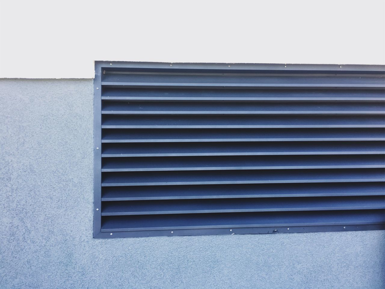 50 shades of air condition. Built Structure Building Exterior Architecture Shutter Pattern No People Outdoors Corrugated Iron Industry Steel Day Close-up Fresh Air Abstract