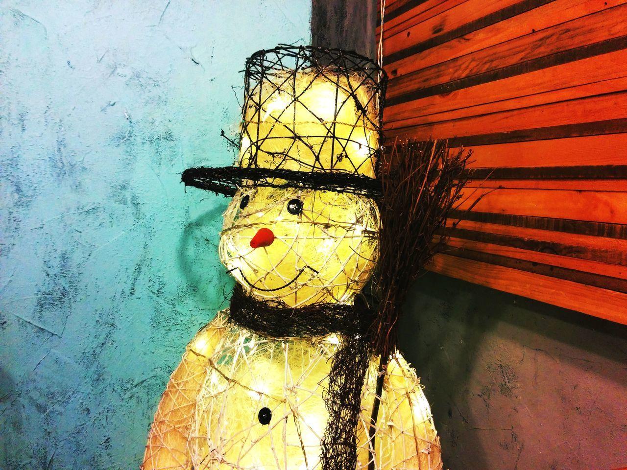 Snowman Xmas