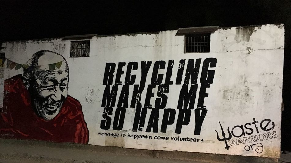 Making A Difference Meaningful Art StreetArtEverywhere