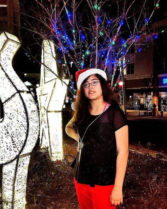 Princess Jozlyn MyPrincess Christmas Portrait Nature Landscape Tree Christmaslights Santahat Aneyeforaphoto Photographylovers Photography Mypointofview Picoftheday Pictureoftheday Samsungphotography Samsungphoto Igmasters Igbest Hiddentalent