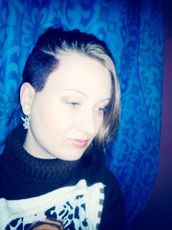 samthing new i cut my hair lool