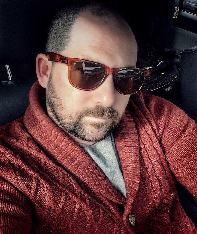 That's Me Light And Shadow Portraits Self Portrait Guy Beard Bearded Styling Style Self Selfportrait Selfie ✌ Man