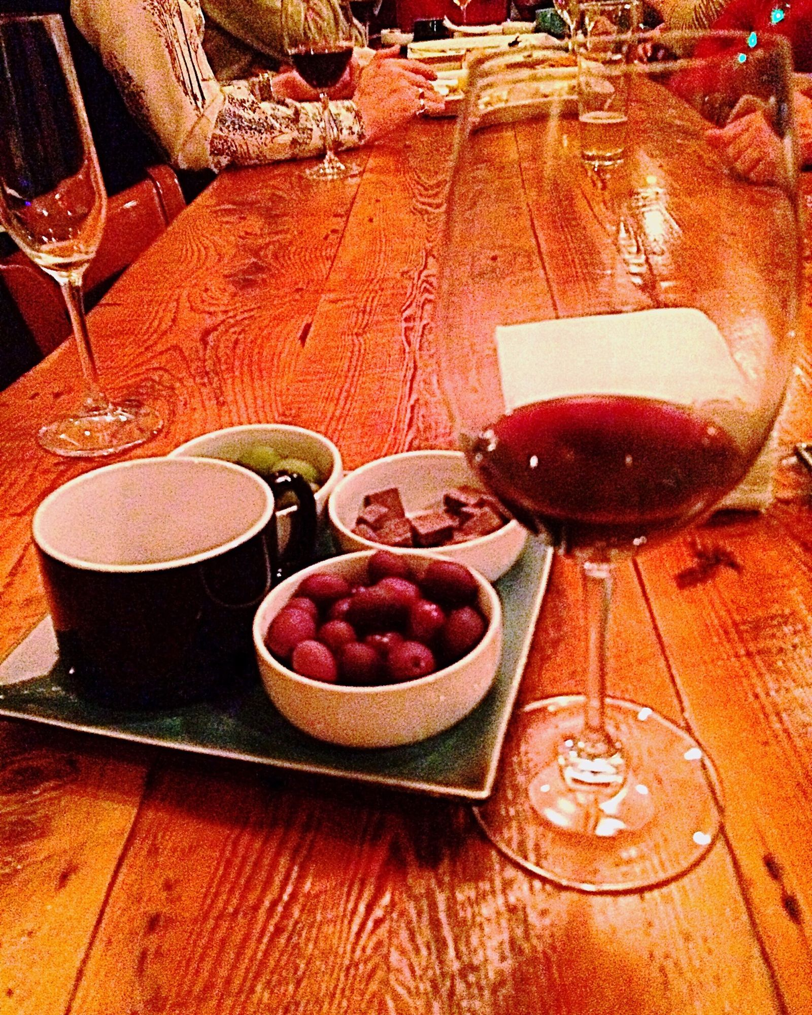 Wine Wine Bar Red Wine Malbec Glass Cheers Happy Hour Cheese Olives Dining Foodie Portland Maine Relaxing Be Merry Wine Enthusiast Happy Merlot Sangiovese