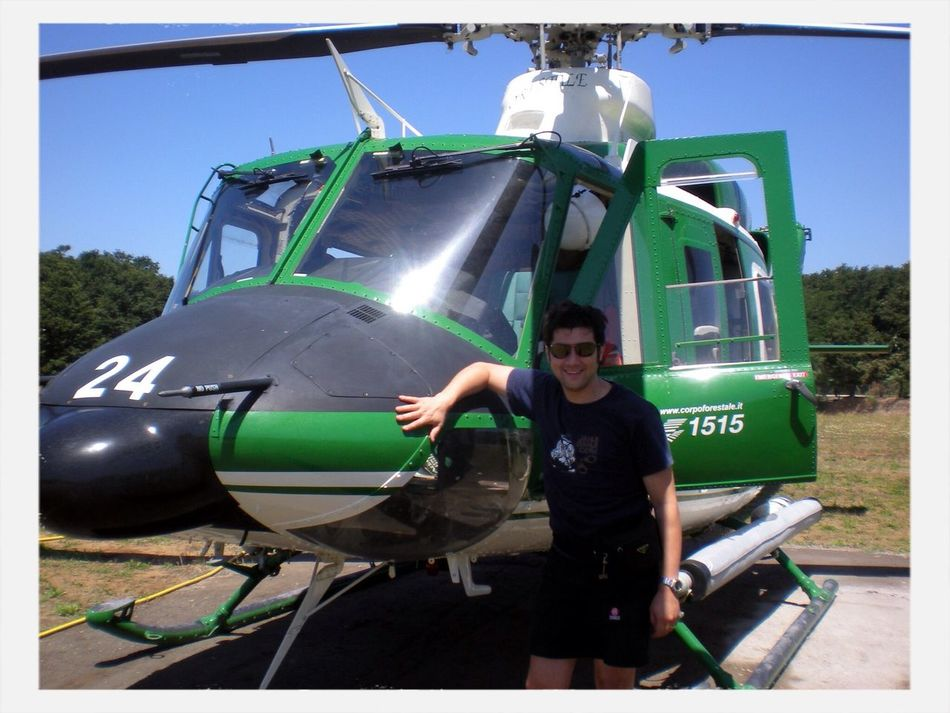 Helicopter Sabaudia CFS