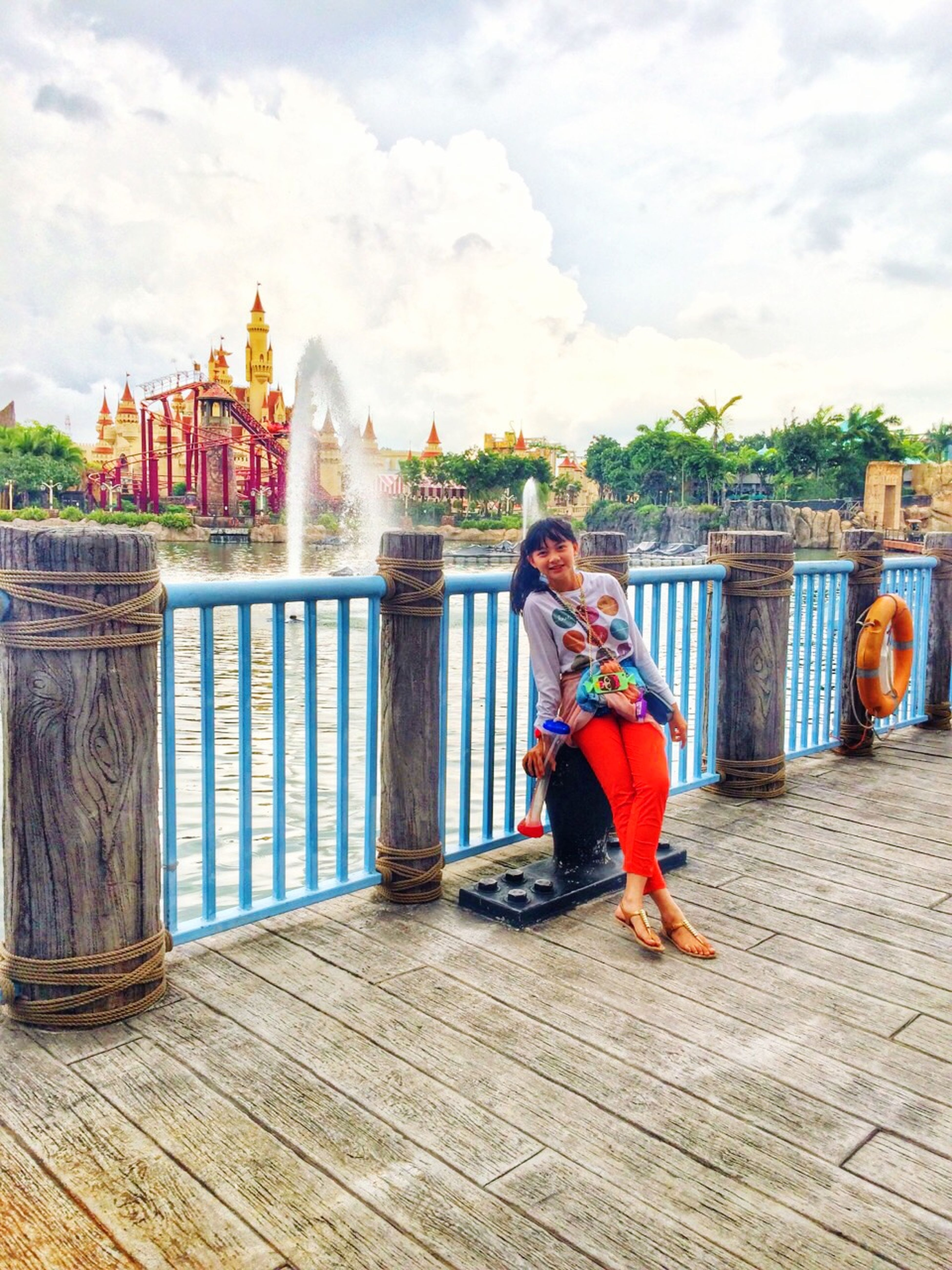 Throwback To Singapore Universal Studios  I ❤️ SG