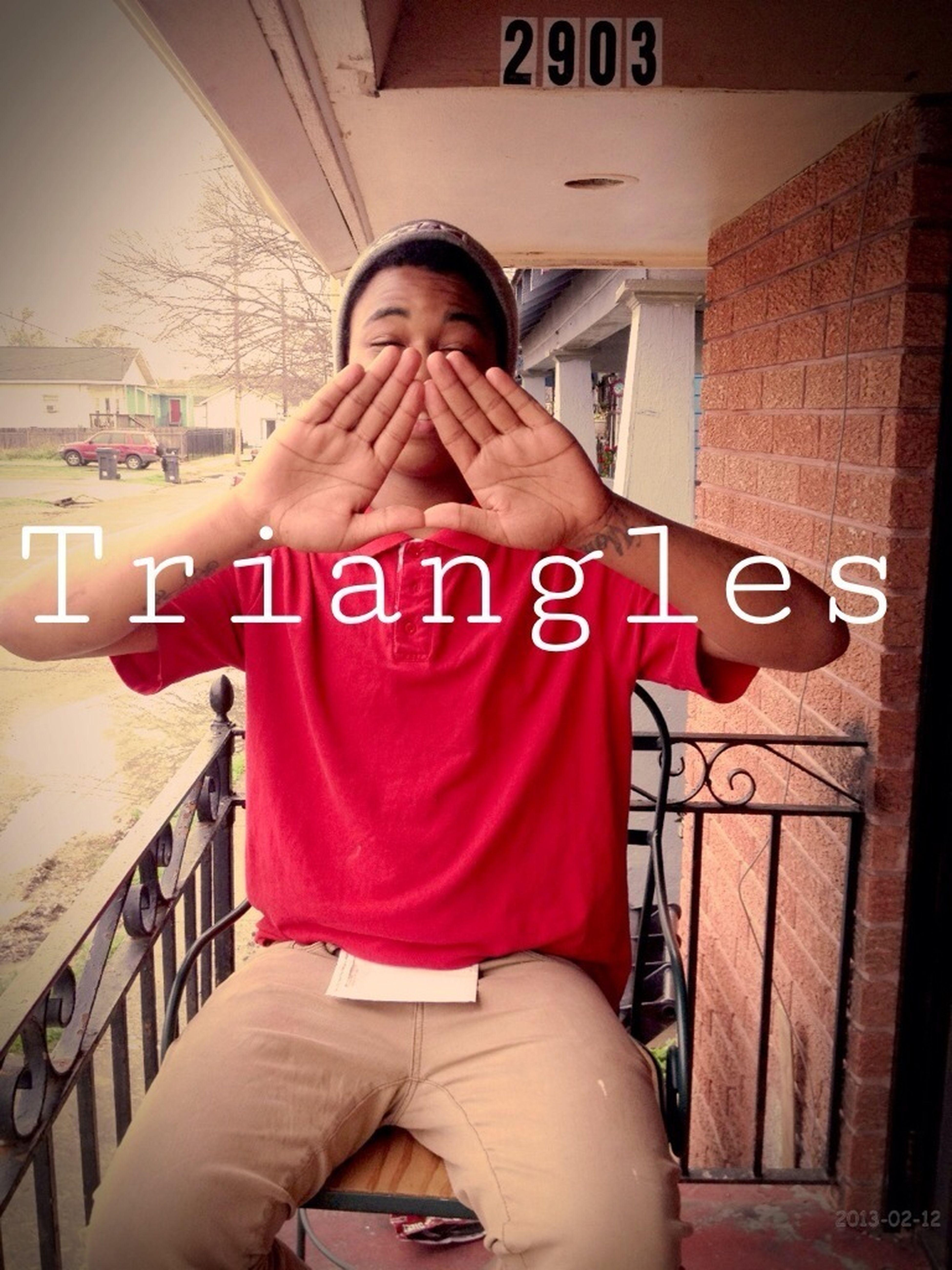 Triangles Bitches No Satan Shit ._____.