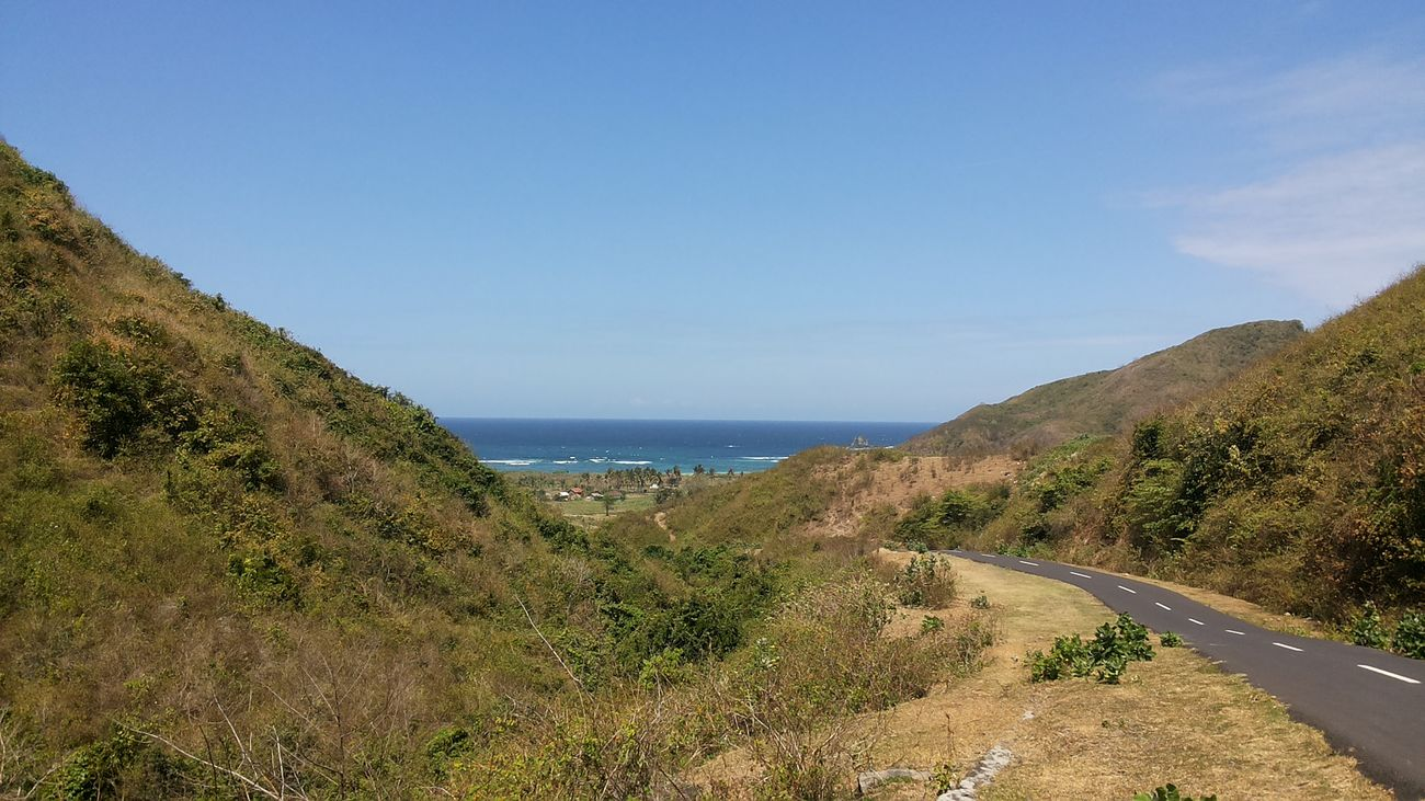 From the uphill! Summer Holiday Lombok Island