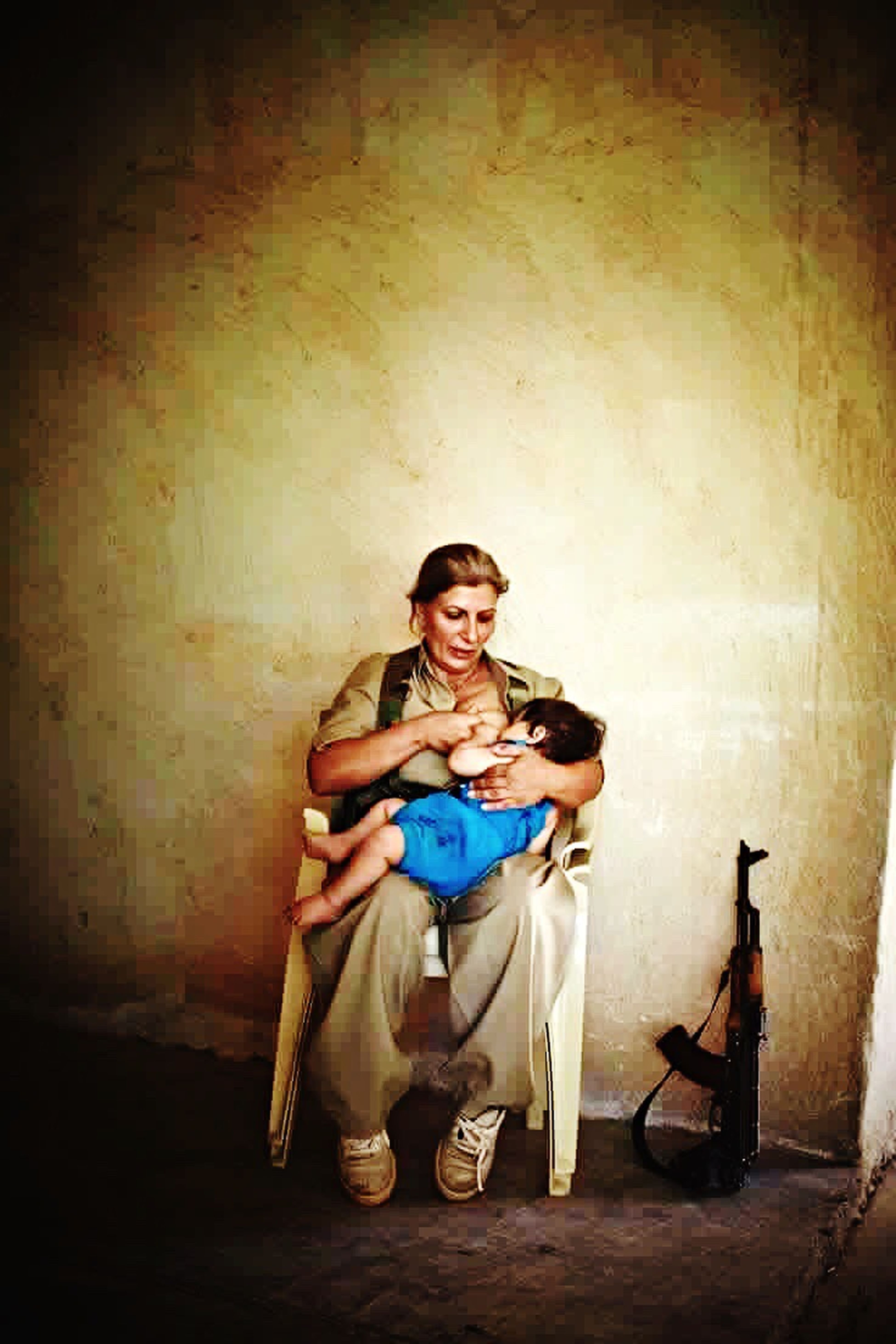 YPJ YPG Rojava