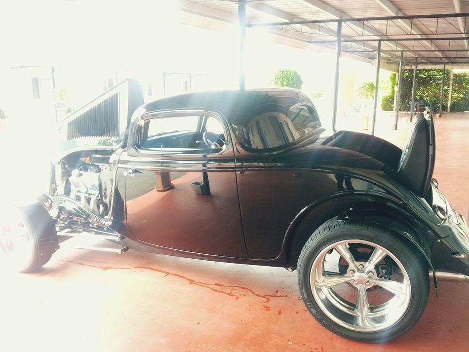 Hot Rod, Antique, Car Vintage Cars Hot Rod