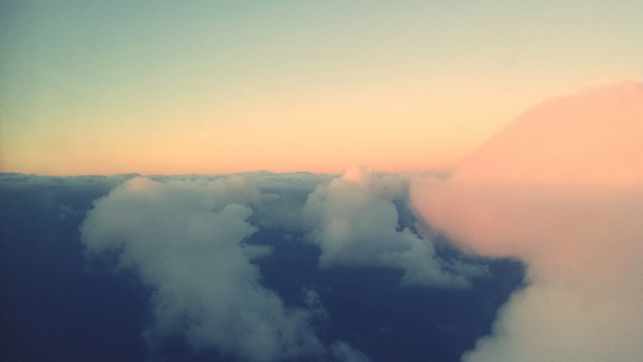 nature, beauty in nature, sunset, scenics, tranquility, sky, tranquil scene, no people, environment, outdoors, cloud - sky, day