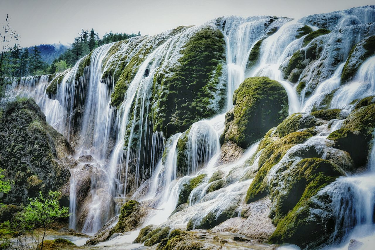 Beautiful stock photos of china, Beauty In Nature, Day, Flowing Water, Idyllic