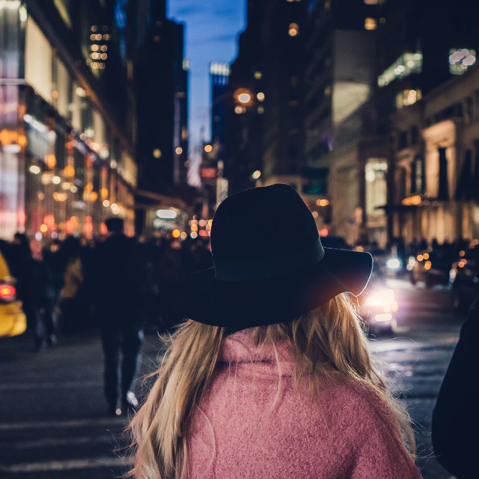 Beautiful stock photos of new york, Architecture, Blond Hair, Building Exterior, Built Structure
