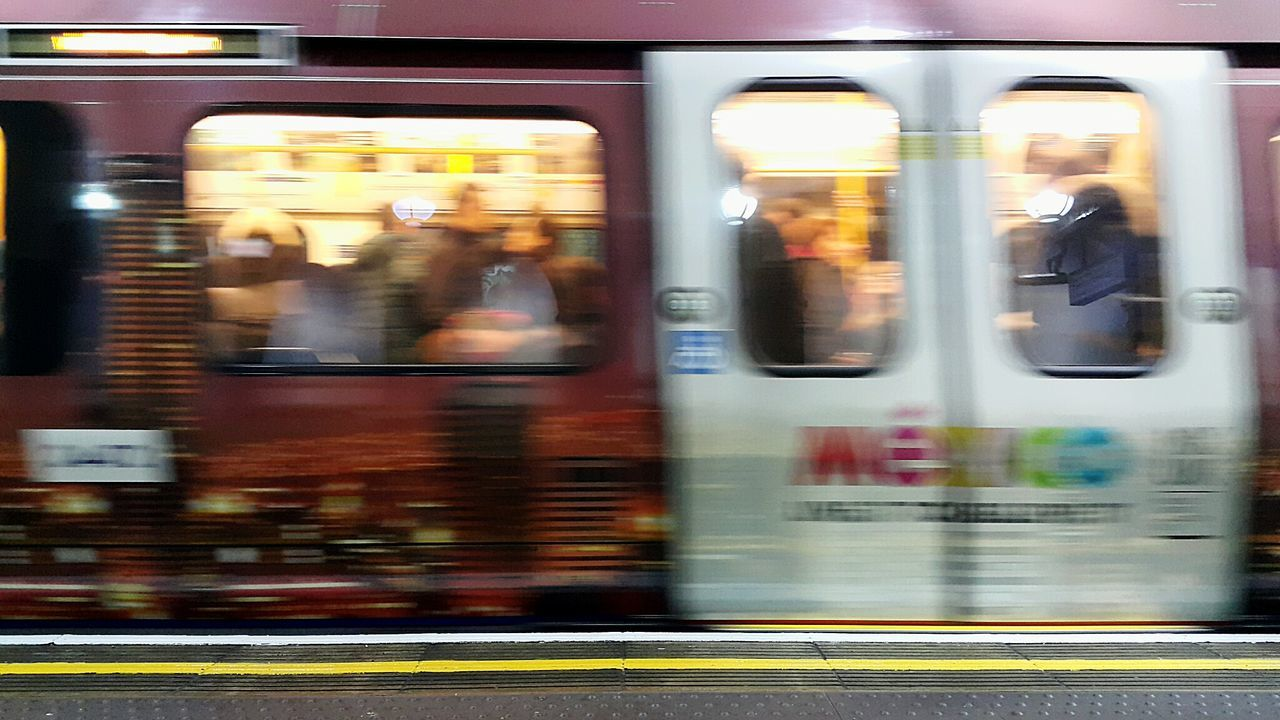 Taking Photos Fasttrains Streetphotography Tram LONDON❤ Myphotolife Simplicity
