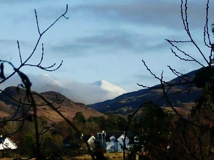 2009 Port Appin Scotland Nature